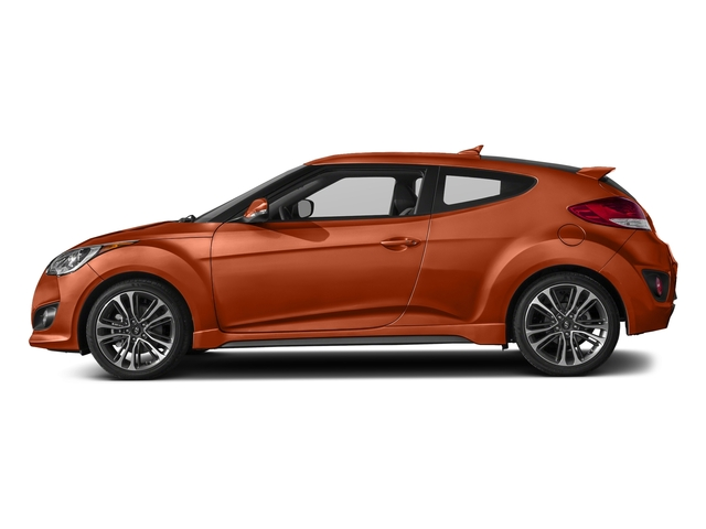 Vitamin C 2016 Hyundai Veloster Pictures Veloster Coupe 3D I4 Turbo photos side view