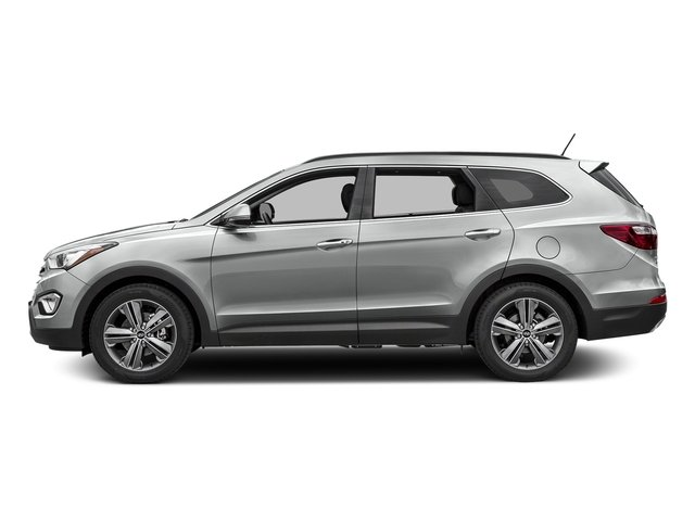 Circuit Silver 2016 Hyundai Santa Fe Pictures Santa Fe Utility 4D Limited AWD photos side view
