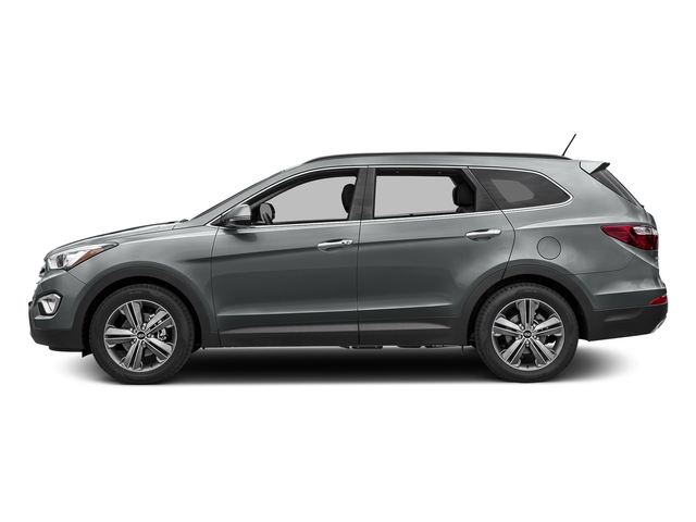 Iron Frost 2016 Hyundai Santa Fe Pictures Santa Fe Utility 4D Limited AWD photos side view