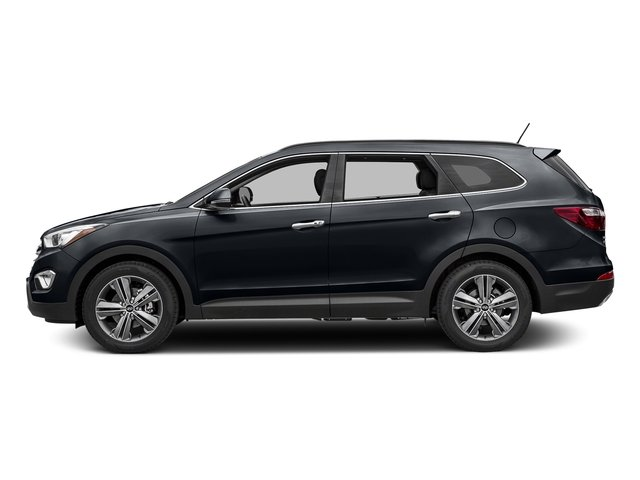 Night Sky Pearl 2016 Hyundai Santa Fe Pictures Santa Fe Utility 4D Limited AWD photos side view