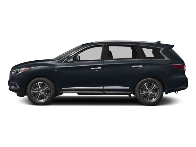 Hermosa Blue 2016 INFINITI QX60 Pictures QX60 Utility 4D AWD V6 photos side view