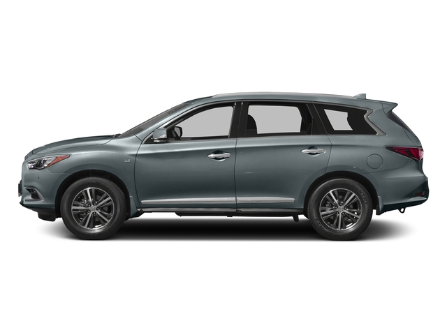 Hagane Blue 2016 INFINITI QX60 Pictures QX60 Utility 4D AWD V6 photos side view