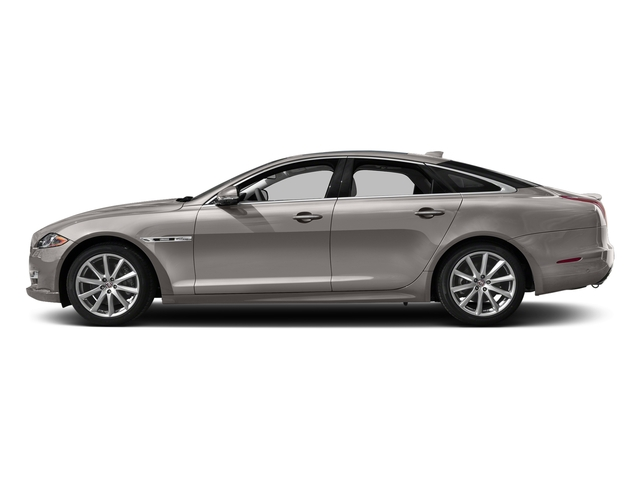 Ingot 2016 Jaguar XJ Pictures XJ Sedan 4D V8 Supercharged photos side view