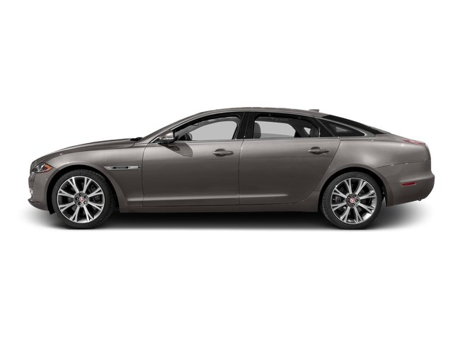 Ingot 2016 Jaguar XJ Pictures XJ Sedan 4D L Portfolio AWD V6 Sprchrd photos side view
