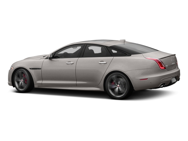 Ingot 2016 Jaguar XJ Pictures XJ Sedan 4D XJR V8 Supercharged photos side view