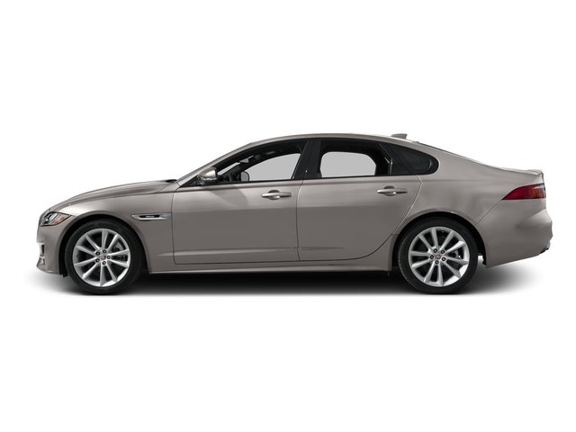 Ingot 2016 Jaguar XF Pictures XF Sedan 4D 35t R-Sport V6 Supercharged photos side view
