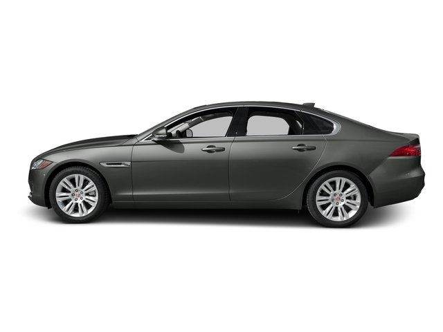 Ammonite Gray Metallic 2016 Jaguar XF Pictures XF Sedan 4D 35t Premium V6 Supercharged photos side view