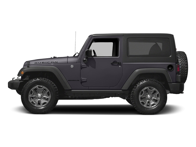 Rhino Clearcoat 2016 Jeep Wrangler Pictures Wrangler Utility 2D Rubicon 4WD V6 photos side view