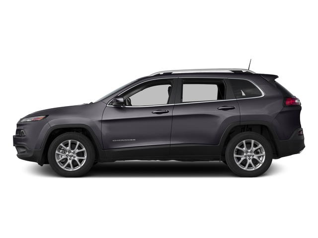 Rhino Clearcoat 2016 Jeep Cherokee Pictures Cherokee Utility 4D Altitude 4WD photos side view