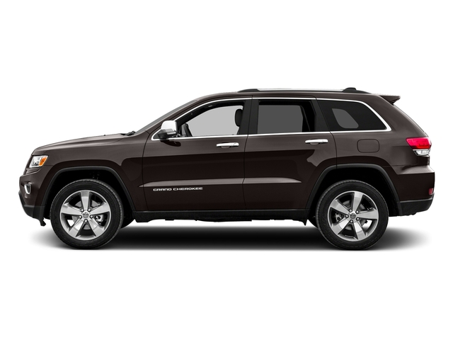 Luxury Brown Pearlcoat 2016 Jeep Grand Cherokee Pictures Grand Cherokee Utility 4D Limited 2WD photos side view