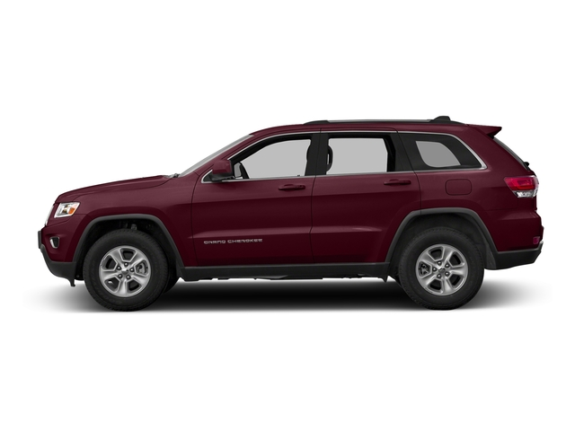 Velvet Red Pearlcoat 2016 Jeep Grand Cherokee Pictures Grand Cherokee Utility 4D Laredo 2WD photos side view
