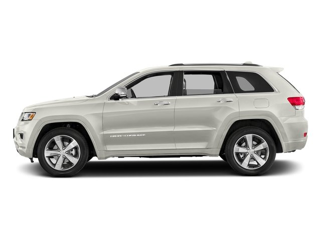 Ivory 3-Coat 2016 Jeep Grand Cherokee Pictures Grand Cherokee Utility 4D Overland Diesel 4WD photos side view