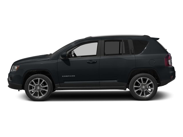 Maximum Steel Metallic Clearcoat 2016 Jeep Compass Pictures Compass Utility 4D Sport 4WD photos side view