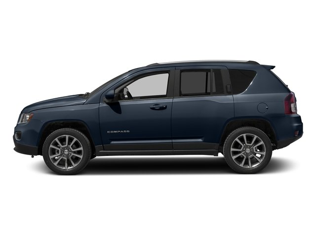 True Blue Pearlcoat 2016 Jeep Compass Pictures Compass Utility 4D Sport 2WD photos side view