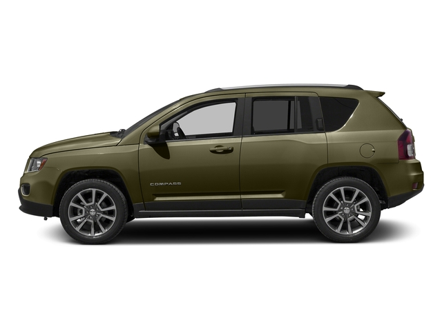 Eco Green Pearlcoat 2016 Jeep Compass Pictures Compass Utility 4D Sport 4WD photos side view