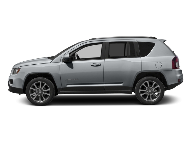 Billet Silver Metallic Clearcoat 2016 Jeep Compass Pictures Compass Utility 4D Sport 4WD photos side view