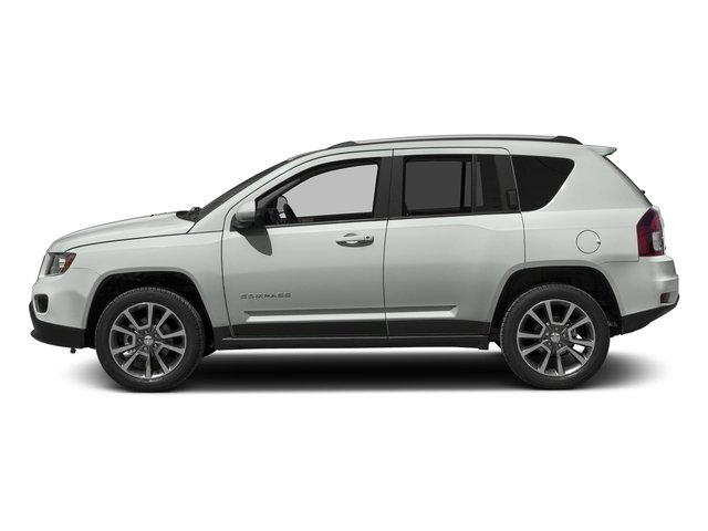 Bright White Clearcoat 2016 Jeep Compass Pictures Compass Utility 4D Sport 4WD photos side view