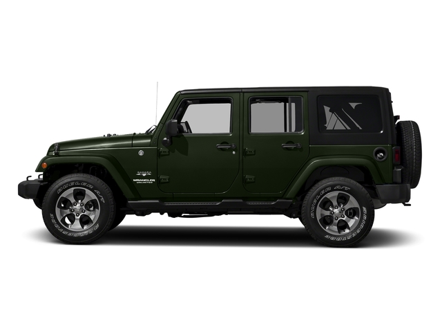 Tank Clearcoat 2016 Jeep Wrangler Unlimited Pictures Wrangler Unlimited Utility 4D Unlimited Sahara 4WD V6 photos side view