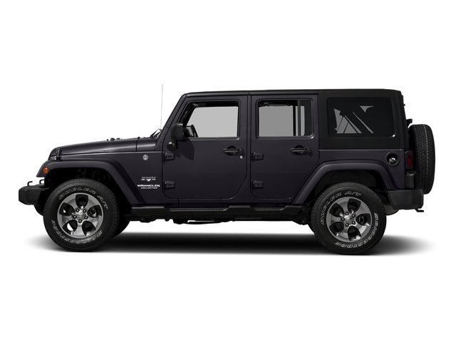 Rhino Clearcoat 2016 Jeep Wrangler Unlimited Pictures Wrangler Unlimited Utility 4D Unlimited Sahara 4WD V6 photos side view