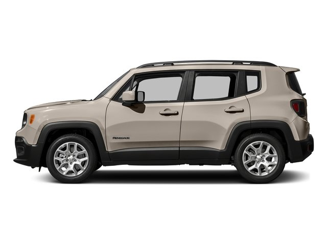 Mojave Sand 2016 Jeep Renegade Pictures Renegade Utility 4D Latitude AWD I4 photos side view