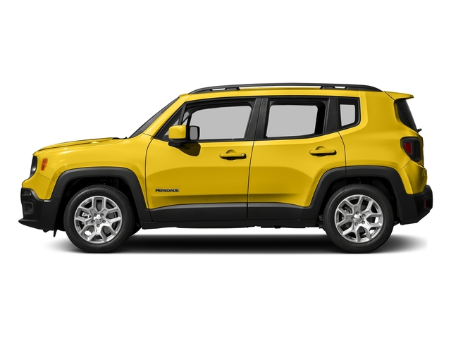 Solar Yellow 2016 Jeep Renegade Pictures Renegade Utility 4D Latitude 2WD I4 photos side view
