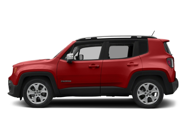 Colorado Red 2016 Jeep Renegade Pictures Renegade Utility 4D Limited 2WD I4 photos side view
