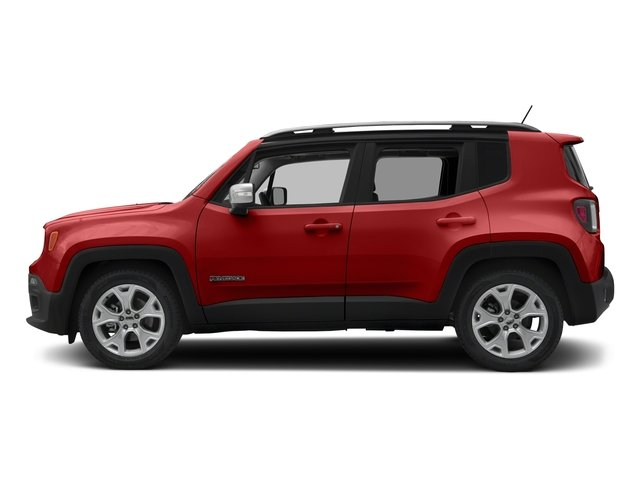 Colorado Red 2016 Jeep Renegade Pictures Renegade Utility 4D Limited AWD I4 photos side view