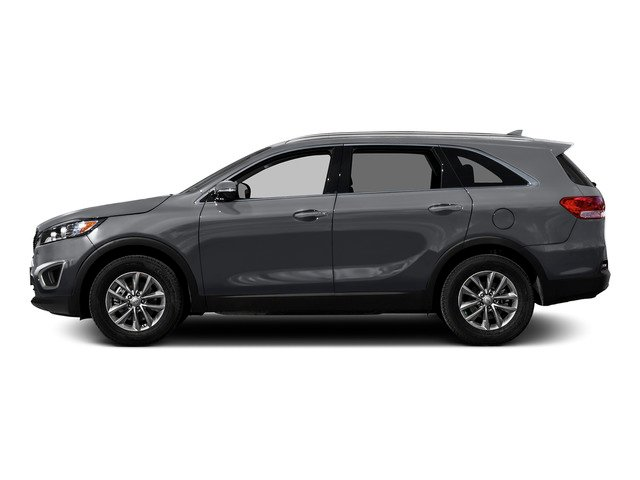 Platinum Graphite 2016 Kia Sorento Pictures Sorento Utility 4D LX 2WD V6 photos side view