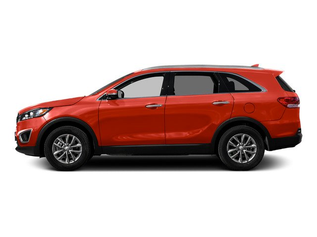 Remington Red 2016 Kia Sorento Pictures Sorento Utility 4D LX 2WD V6 photos side view
