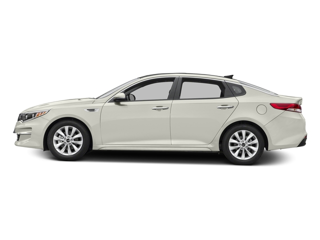 Snow White Pearl 2016 Kia Optima Pictures Optima Sedan 4D LX I4 photos side view