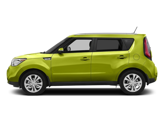 Alien II 2016 Kia Soul Pictures Soul Wagon 4D + I4 photos side view