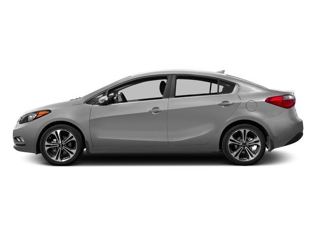 Silky Silver 2016 Kia Forte Pictures Forte Sedan 4D LX I4 photos side view