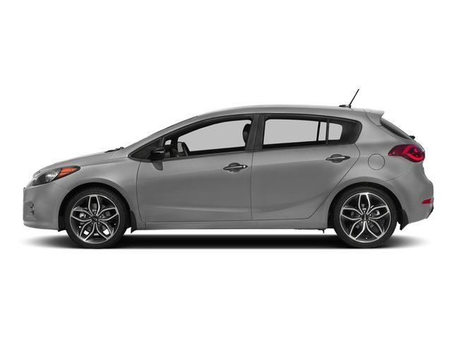 Silky Silver 2016 Kia Forte 5-Door Pictures Forte 5-Door Hatchback 5D SX Technology I4 Turbo photos side view