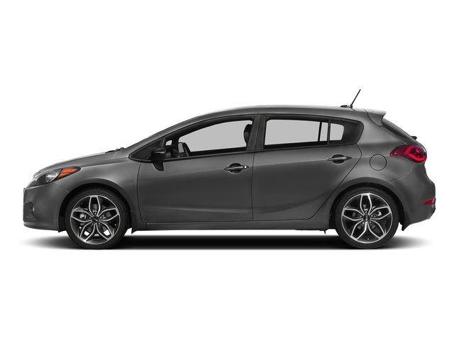 Graphite Steel Metallic 2016 Kia Forte 5-Door Pictures Forte 5-Door Hatchback 5D SX I4 photos side view
