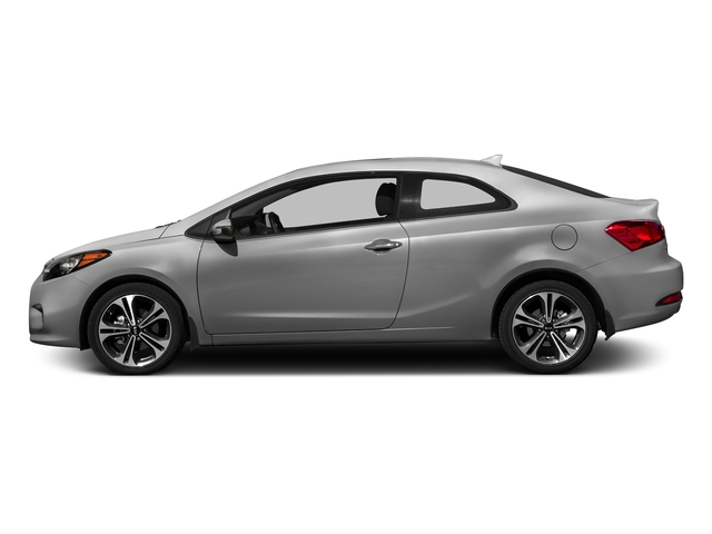 Silky Silver 2016 Kia Forte Koup Pictures Forte Koup Coupe 2D EX I4 photos side view