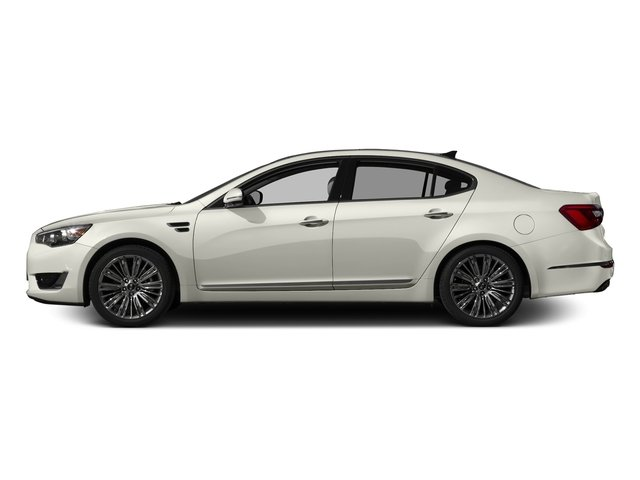 Snow White Pearl 2016 Kia Cadenza Pictures Cadenza Sedan 4D Limited V6 photos side view