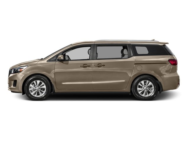 Beechwood Pearl Metallic 2016 Kia Sedona Pictures Sedona Wagon EX V6 photos side view