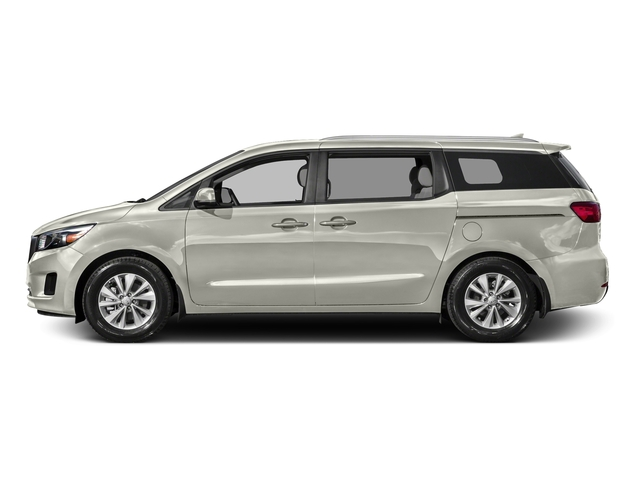 Snow White Pearl 2016 Kia Sedona Pictures Sedona Wagon EX V6 photos side view