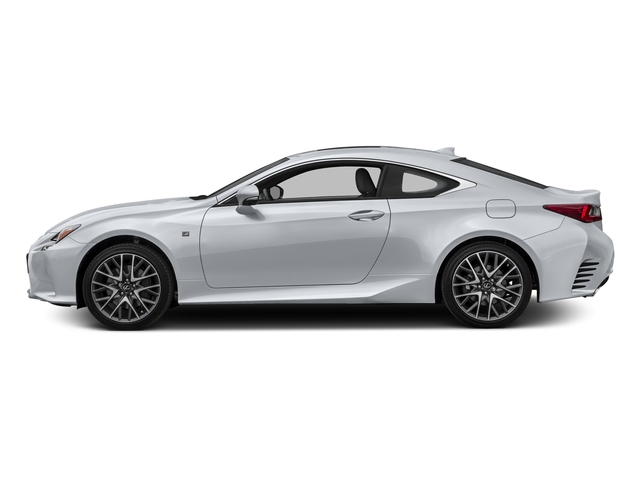 Ultra White 2016 Lexus RC 350 Pictures RC 350 Coupe 2D RC350 AWD V6 photos side view
