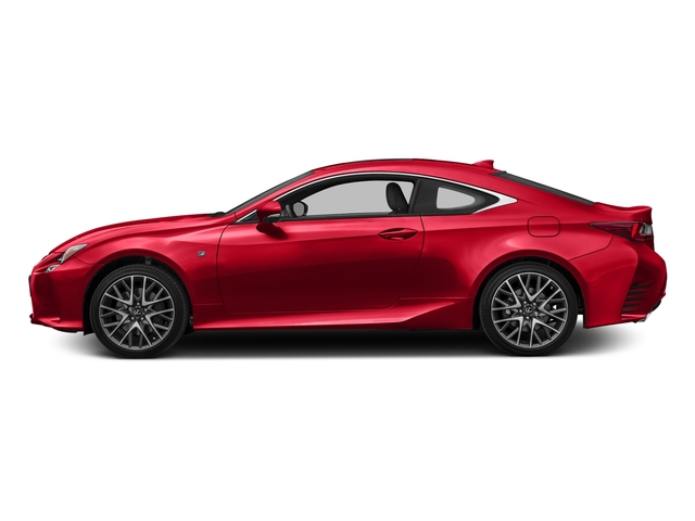 Infrared 2016 Lexus RC 350 Pictures RC 350 Coupe 2D RC350 AWD V6 photos side view