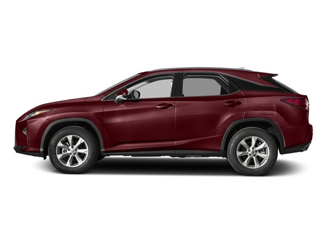 Matador Red Mica 2016 Lexus RX 350 Pictures RX 350 Utility 4D 2WD V6 photos side view