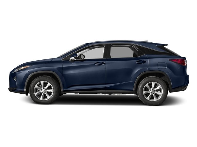 Nightfall Mica 2016 Lexus RX 350 Pictures RX 350 Utility 4D 2WD V6 photos side view