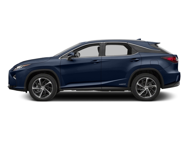 Nightfall Mica 2016 Lexus RX 450h Pictures RX 450h Utility 4D 2WD V6 Hybrid photos side view