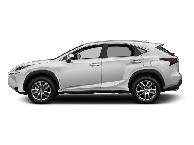 Eminent White Pearl 2016 Lexus NX 200t Pictures NX 200t Utility 4D NX200t 2WD I4 Turbo photos side view