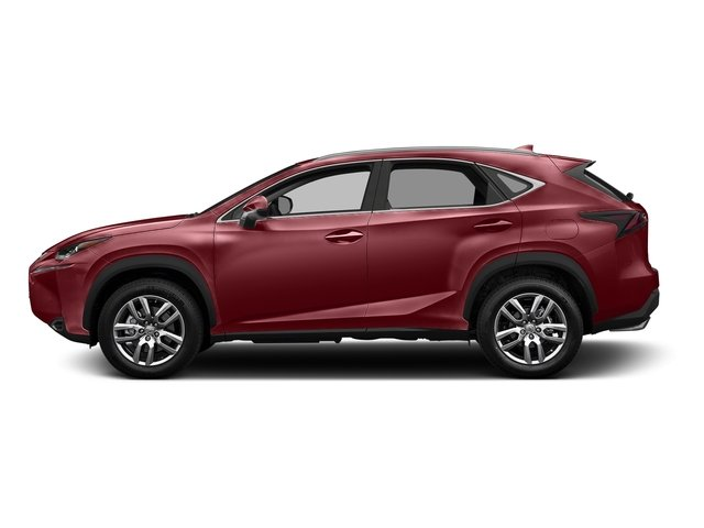 Matador Red Mica 2016 Lexus NX 200t Pictures NX 200t Utility 4D NX200t 2WD I4 Turbo photos side view