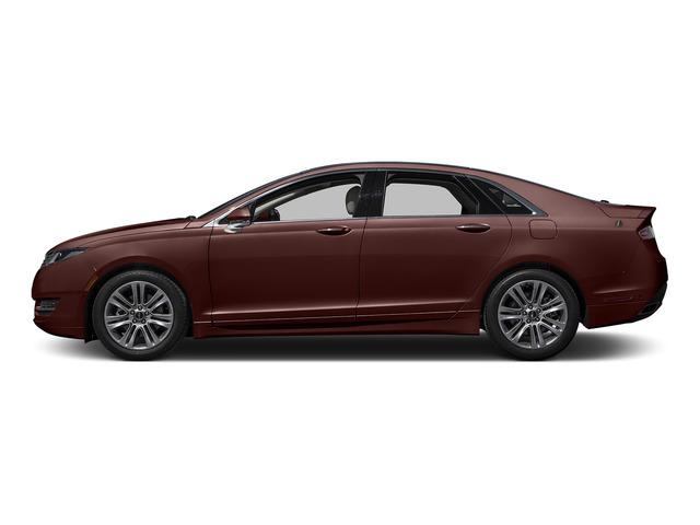 Bronze Fire Metallic Tinted Clearcoat 2016 Lincoln MKZ Pictures MKZ Sedan 4D EcoBoost I4 Turbo photos side view