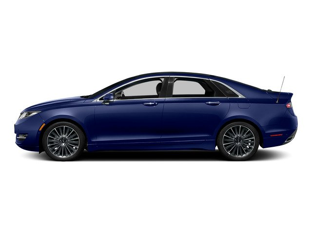 Notorious 2016 Lincoln MKZ Pictures MKZ Sedan 4D Black Label I4 Hybrid photos side view