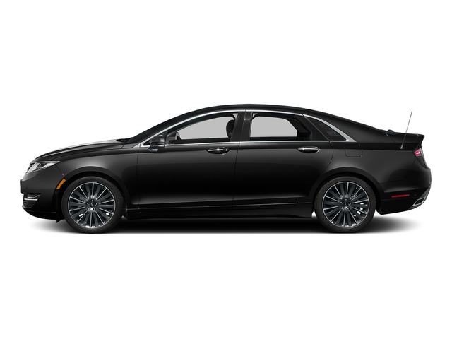 Black Tie 2016 Lincoln MKZ Pictures MKZ Sedan 4D Black Label I4 Hybrid photos side view