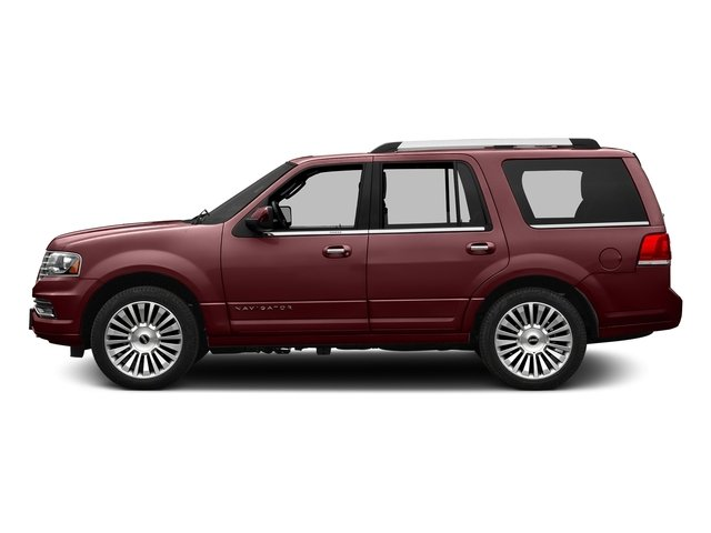 Bronze Fire Metallic 2016 Lincoln Navigator Pictures Navigator Utility 4D Reserve 2WD V6 Turbo photos side view