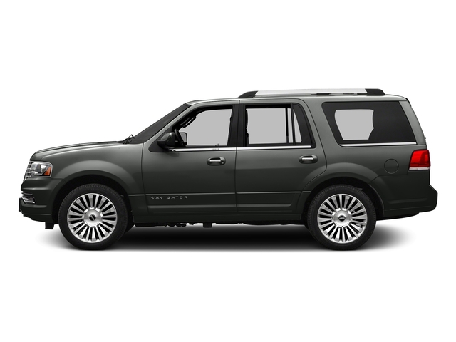 Magnetic Metallic 2016 Lincoln Navigator Pictures Navigator Utility 4D Reserve 4WD V6 Turbo photos side view